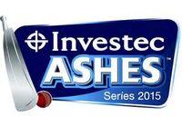 2015 Ashes logo