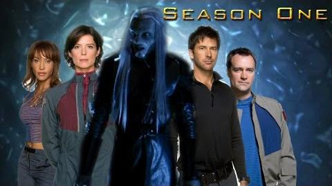 STARGATE ATLANTIS Season One (2004-2005) TRAILER