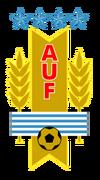 Uruguay football association svg