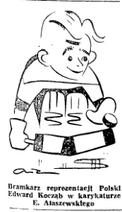 Koczab Caricature