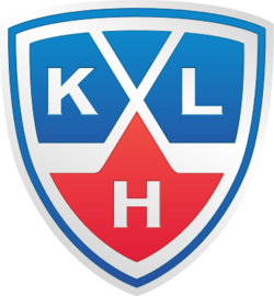 KHL logo shield