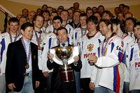 Dmitry Medvedev 20 May 2008-2