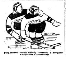 Kuchevsky Soglubov Caricature