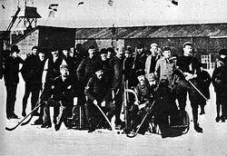 1913 English Team
