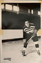 Phil Casey 1948-49 IceHockey World Scottish Rookie Award Winner