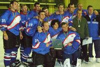 Western Province team