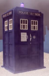 Puppet Doctor TARDIS