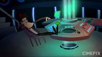 Bad Days TARDIS Interior