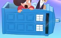 AADW TARDIS Exterior