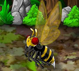 File:Yellow Bee.jpg