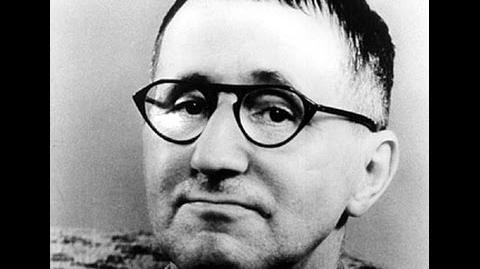 Documental sobre BERTOLT BRECHT
