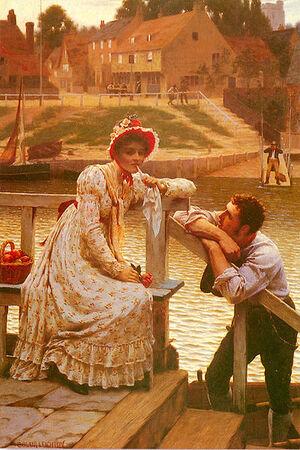 Leighton-Courtship