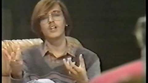 Ronald m. schernikau im club2 - 1980