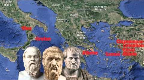 Geschiedenis van de Griekse filosofie