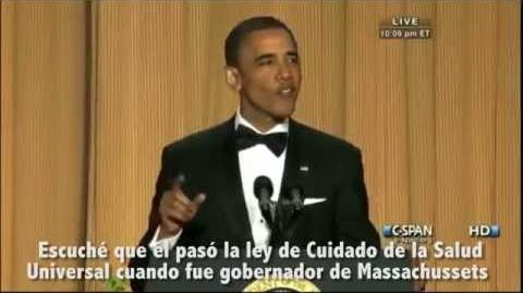 Obama DESTRUYE a Donald Trump - en Español