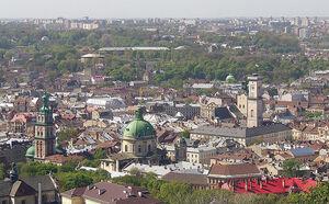 Lemberg-Panorama lwowa