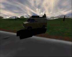 Skeeter's Van
