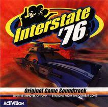 Interstate '76 Soundtrack-Front