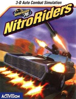 Interstate '76 Nitro Riders