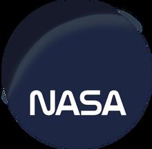 Nasa logo from interstellar by sevgonlernassau-d85q1n5
