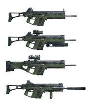 InterstellarMarines Concept Weapons 05