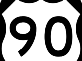U.S. Route 90 (character)