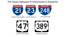 The Royal Highways