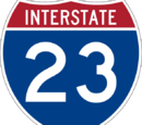 Interstate 23 (character)