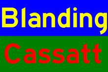 Blanding Cassatt logo