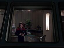 Star Trek Voyager Ready Room