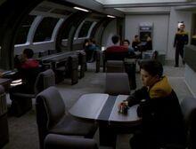Star Trek Voayger Mess Hall 1