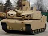 Mobile Tactical Fighting Vehicle