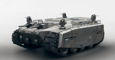1296x675 19380 Carrier 3d sci fi tank carrier picture image digital art