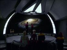 Star Trek Voyager Astrometrics Lab