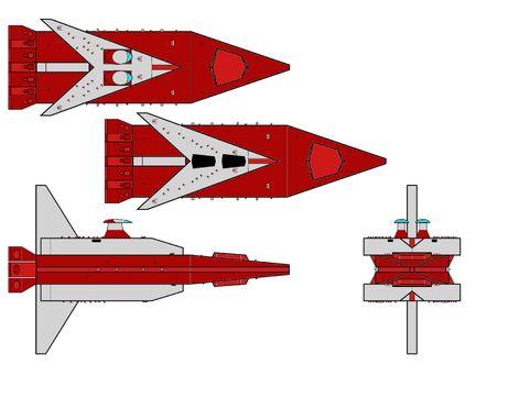 King II-class Battleship