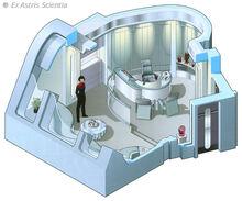 Star Trek Voyager Ready Room 2