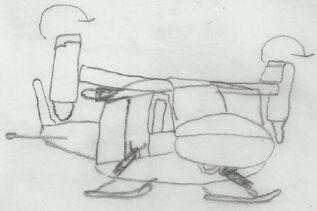 Vulture-class Low Altitude Utility Transport
