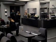 Star Trek Voyager Mess Hall 2