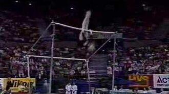Dina Kochetkova - 1994 Worlds EF - Uneven Bars