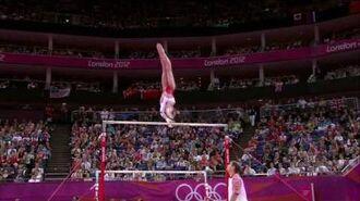Viktoria Komova - London 2012 Olympics UB TF