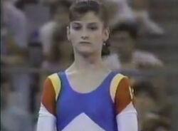 T Cristina Bontas 1992EF