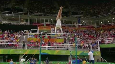 Houry Gebeshian 2016 Olympics QF UB