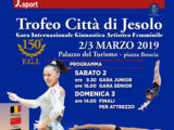 2019 City of Jesolo Trophy