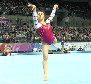 Fragapane claudia 2012 british champs