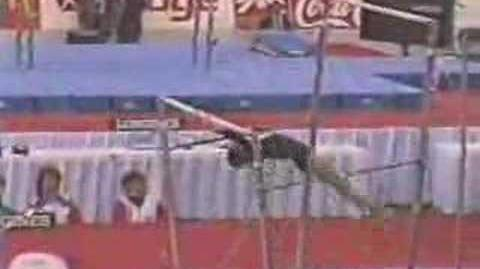 Oksana Chusovitina 1991 Worlds Team Optional UB
