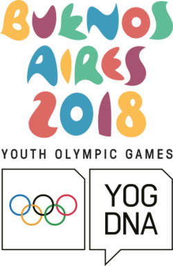 Youth Olympic Games 2018 Logo