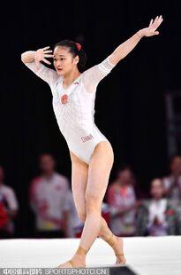 Liu jinru 2018 asian games tf