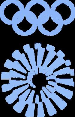 292px-1972 Summer Olympics emblem