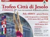 2015 City of Jesolo Trophy