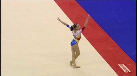 Ana Porgras (ROU) - Floor - 2009 World Championships (AA)
